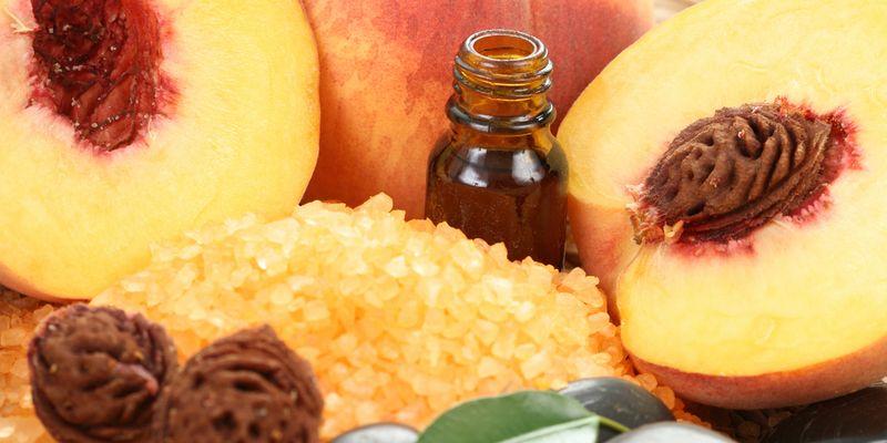 Персикове масло допоможе прибрати зморшки