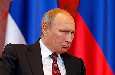ФОТОФАКТ. Российский телеканал перепутал Путина с Гитлером