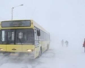 В дорогу возьмите лопату, а лучше сидите дома – на юге и востоке Украины будет снежный коллапс