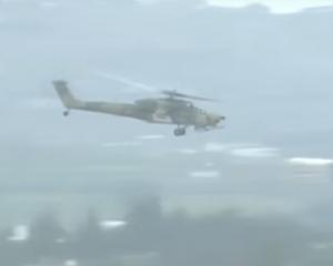Кремль перекинув в Сирію новітні бойові вертольоти (ВІДЕО)