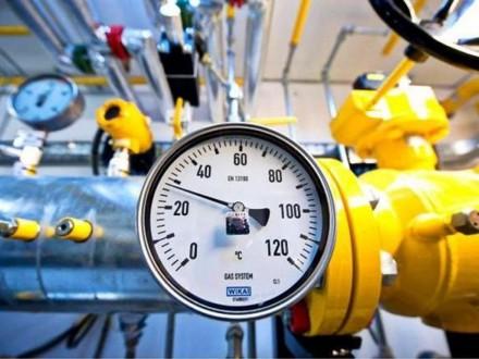 Запасы газа в ПХГ Украины увеличились на 0,04%