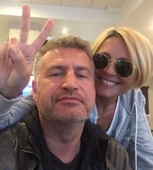 Леонид Агутин трогательно поздравил Анжелику Варум с 47-летием (фото)