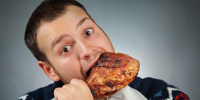 Почему мужчинам так важно есть мясо