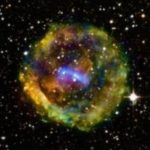 Ученые наблюдали взрыв сверхновой сразу в четырех местах