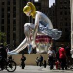 Скульптура в Нью-Йорке — копия работы украинской художницы: фото