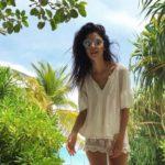 Рувшана Куркова восхищает стройной фигурой на снимках с отпуска (фото)