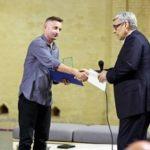Сергей Жадан получил премию Стуса