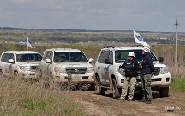 ОБСЄ знайшла на Донбасі неотведенные гаубиці