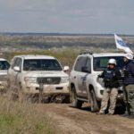 [:ru]ОБСЕ не пропускают в Ясиноватую[:uk]ОБСЄ не пропускають в Ясинувату[:]