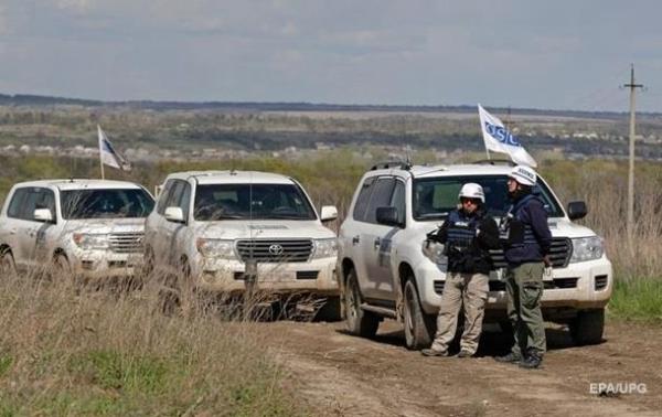 ОБСЄ не пропускають в Ясинувату