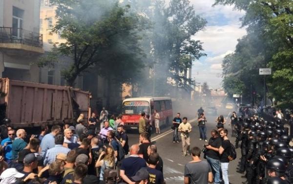 Підсумки 13.07: Саміт Україна-ЄС, протести у РадыСюжет