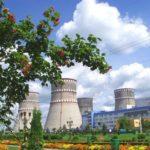 АЭС Украины за сутки произвели 222,59 млн кВт-ч электроэнергии
