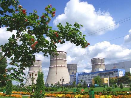 АЕС України за добу виробили 222,59 млн кВт-год електроенергії