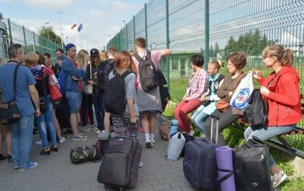 Вид на проживання в Польщі частіше просять українці