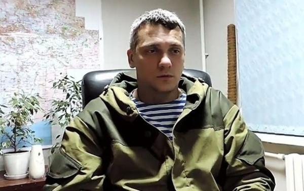 Комбата ДНР Погодіна відпустили в Криму на свободу