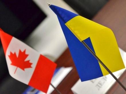 Угода про вільну торгівлю між Україною та Канадою заробить 1 серпн