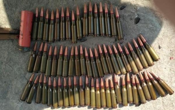 У жителя Житомира знайшли склад боєприпасів
