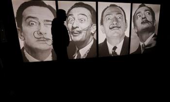Ексгумація тіла Дали: вуса художника залишилися недоторканими