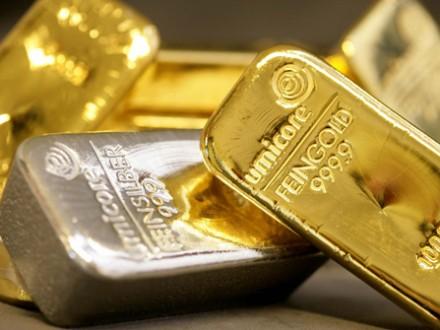 На сьогодні встановлена ціна на банківські метали