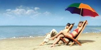 Відпочинок на пляжі шкідливий для здоров'я