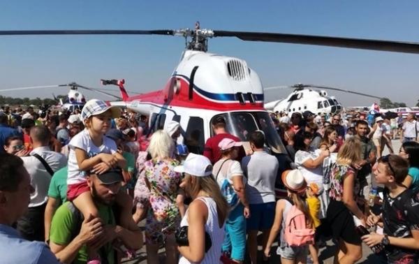 Итоги 19.08: Вертолет Надія и нападение в РоссииСюжет