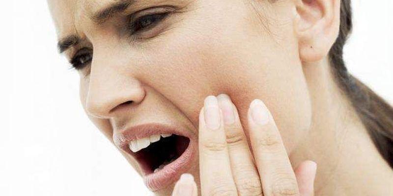 Небольшая температура лечила зуб