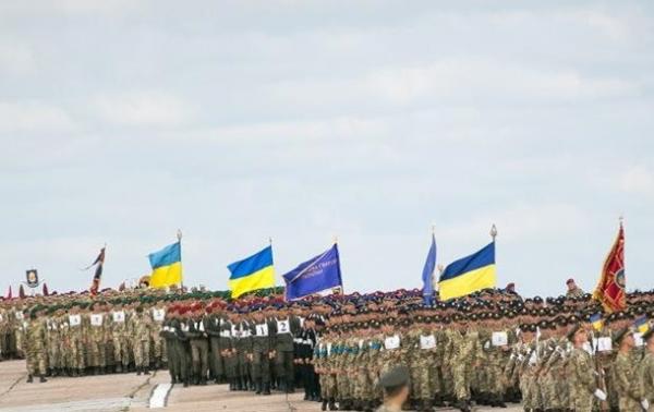 Впервые с НАТО. Парад в Киеве в День независимости 2017