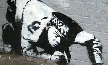 В Лондоне обнаружили граффити стоимостью более 1,6 млн долларов