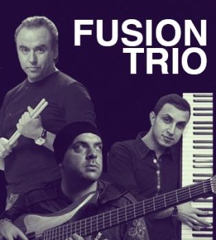 Джазовый вечер с Fusion Trio