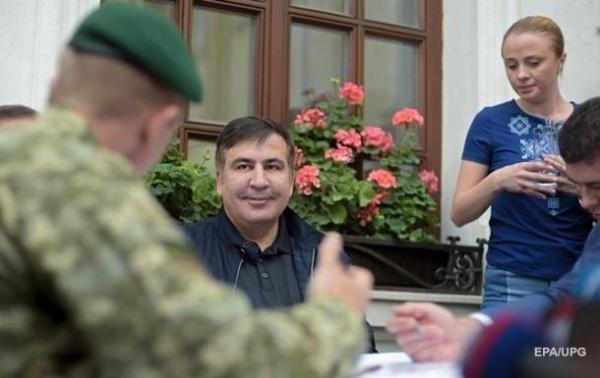 Итоги 22.09: Штраф Саакашвили и пожар на ДонбассеСюжет