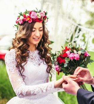 Подготовка к свадьбе: 50 полезных советов