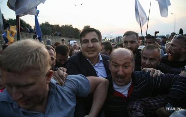 Итоги 10.09: Прорыв Саакашвили, суперураган в СШАСюжет