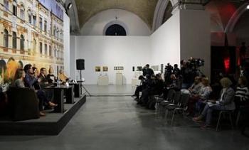 В Киеве открылся первый фестиваль молодых художников