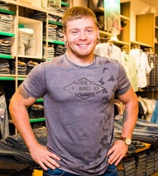 Александр Кривошапко: На спортивной фигуре любая одежда выглядит отлично