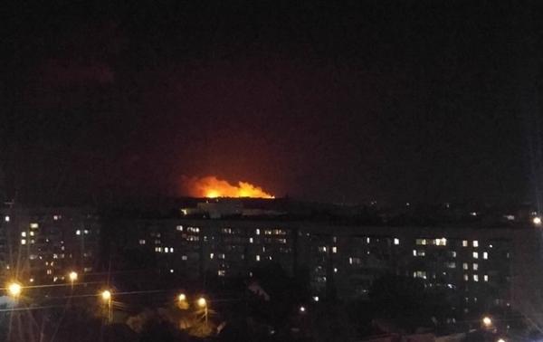 Итоги 26.09: Пожар на складе и угрозы ВенгрииСюжет