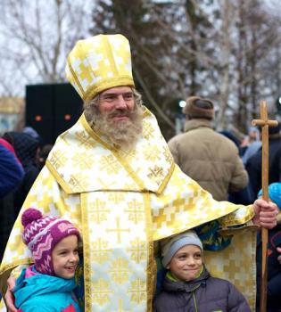 До дня Святого Миколая в Україні з'явиться власна Лапландія