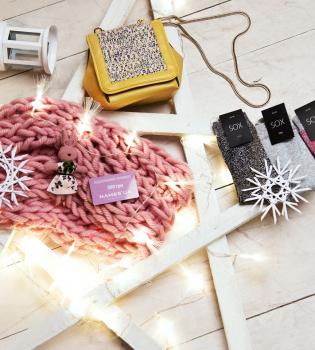 Всем сюрприз! ТОП-8 подарков к Новому году от NAMES'UA