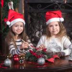 В ожидании праздника: дети Лилии Ребрик, Евгения Кошевого, Андрея Kishe и других звезд рассказали о том, как празднуют Новый год