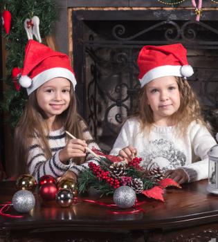 В очікуванні свята: діти Лілії Ребрик, Євгена Кошового, Андрія Kishe та інших зірок розповіли про те, як святкують Новий рік