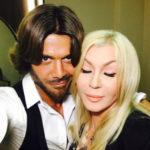 Ирина Билык и Аслан Ахмадов отпраздновали 2-летие сына Табриза