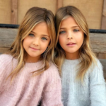 Знайдені найкрасивіші в світі близнючки: чарівні фото