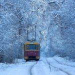Українці стали менше їздити трамваями – статистика