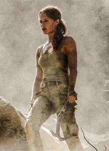 """Фільму """"Tomb Raider: Лара Крофт"""" прогнозують катастрофічний старт"""