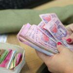 За рік зарплати киян зросли на третину