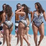 Сверкнула целлюлитом: Эшли Грэм озадачила фанов снимком без ретуши