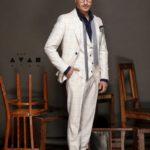 Ахтем Сеитаблаев стал лицом коллекции бренда Андре Тана