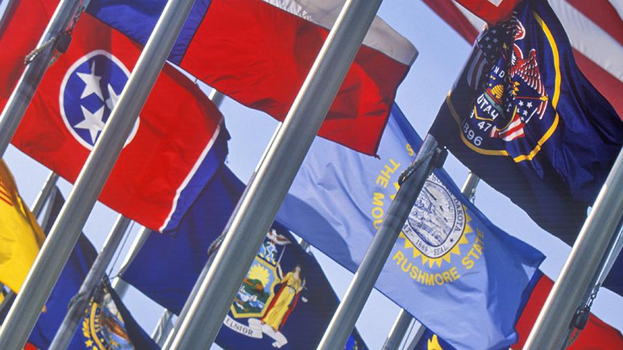 Більшість штатів США вже прийняли закони про блокчейне і криптовалютах