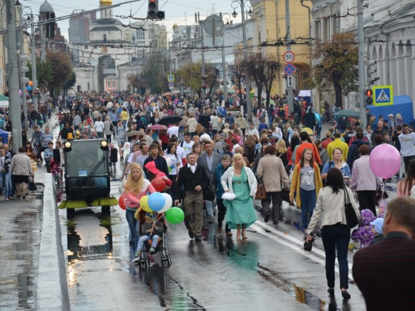 За два месяца количество украинцев уменьшилось более чем 40 тысяч человек