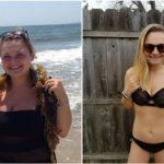 Невероятно! Американка похудела на 28 кг без тренировок