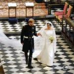 Модна битва: порівнюємо весільні вбрання Кейт Міддлтон і Меган Маркл
